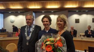 Sytse Buwalda: ridder in de Orde van de Nederlandse Leeuw