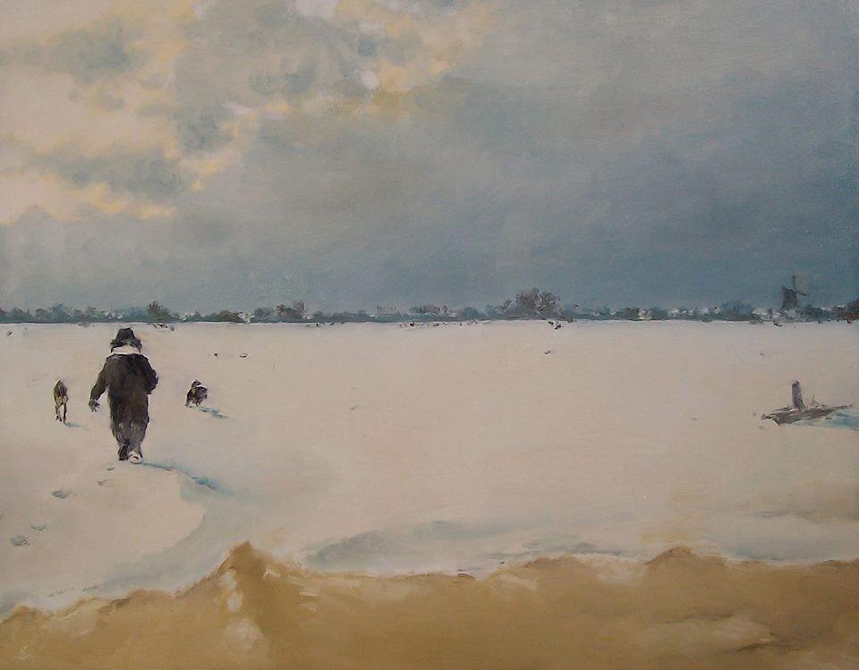 Luisteraars over Schuberts Winterreise door Sytse Buwalda en Steven Faber
