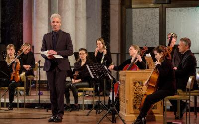 """Livestream Cantatedienst BWV 85 """"Ich bin ein guter Hirt"""""""